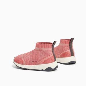Zara Shoes - Zara toddler sock style high tops